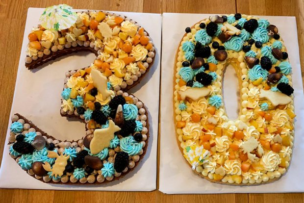 NumberCake30