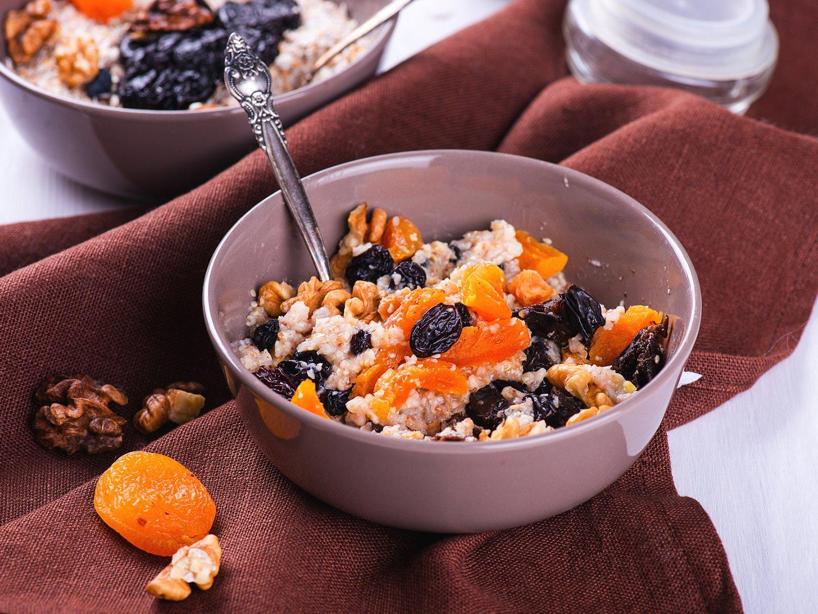 Trockenfrüchte in ketogener Ernährung erlaubt