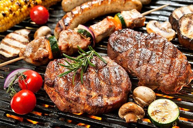 Pute Richtig Grillen : fleisch richtig grillen ~ Lizthompson.info Haus und Dekorationen