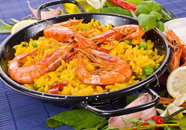 spanien spanische kuche