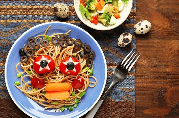 vegetarisch kochen für kinder