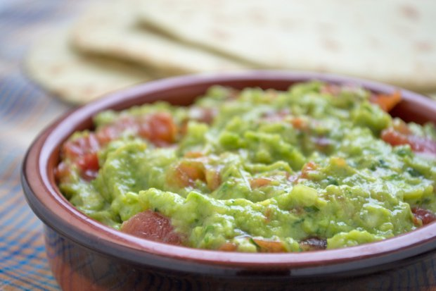 Einfache Guacamole Rezept Gutekueche Ch