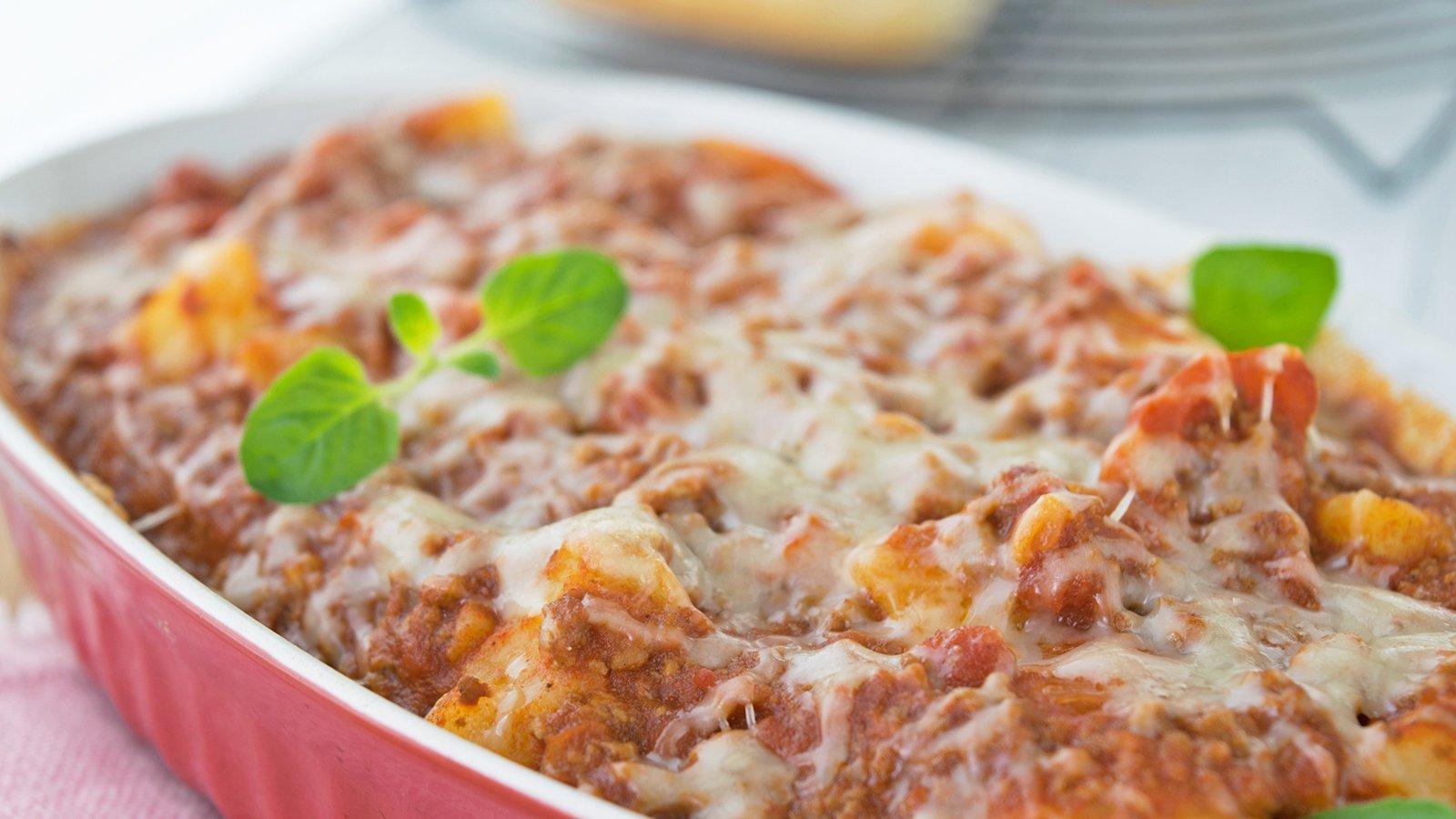 Kartoffel Hackfleisch Gratin Rezept Gutekueche Ch