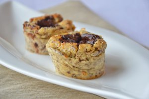 Low Carb Schoko-Muffins