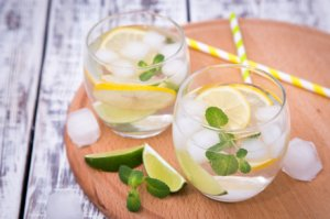 Wodka Lemon