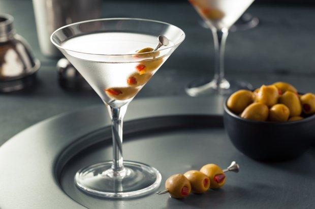 Martini Mixgetränke