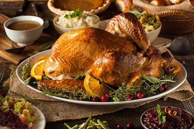 Thanksgiving Truthahn