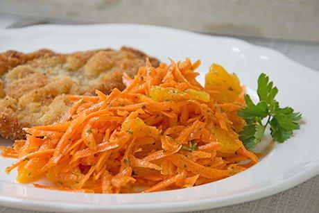 orangen r ebli salat rezept. Black Bedroom Furniture Sets. Home Design Ideas