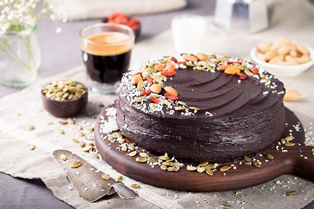 Veganer Kuchen Ohne Zucker Rezept Gutekueche Ch