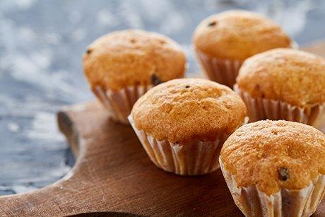 vegane muffins rezept. Black Bedroom Furniture Sets. Home Design Ideas