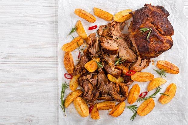 Pulled Pork Im Gasgrill Zubereiten : Pulled pork vom grill rezept gutekueche