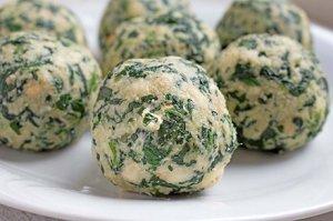 Spinat als beilage kochen