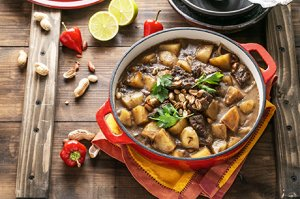 One Pot - Massaman Curry