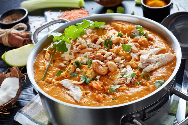 Mulligatawny Soup Rezept Gutekueche Ch