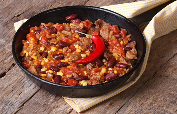 Mexikanisches Chili Con Carne Rezept Gutekuechech