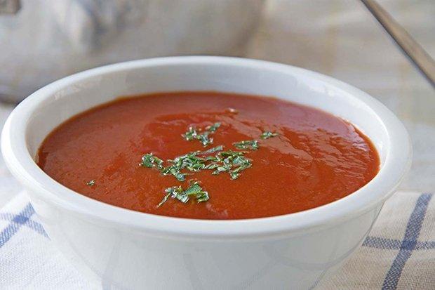 fruchtige tomatensuppe rezept. Black Bedroom Furniture Sets. Home Design Ideas