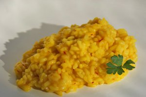 Safranrisotto