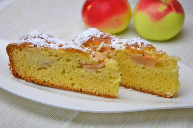 Russischer Kuchen Mit Apfeln Rezept Gutekueche Ch