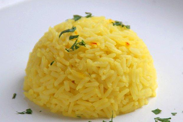 Safranreis rezept - Reis kochen quellmethode ...