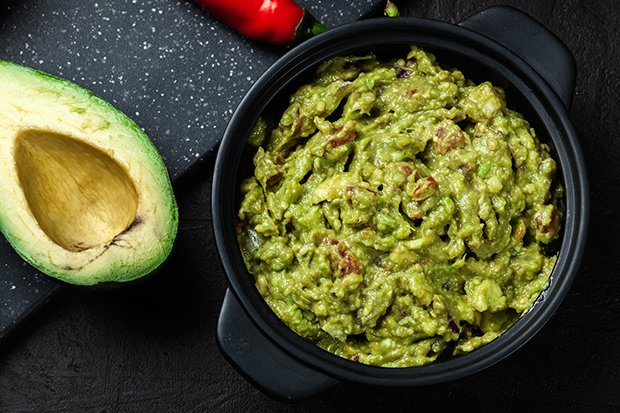 Chili-Avocadocreme