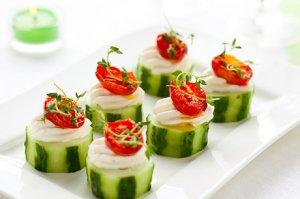 Valentinstag menu rezept vegetarisch