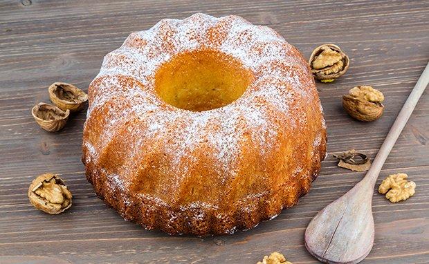 Nuss Joghurt Kuchen Rezept Gutekueche Ch