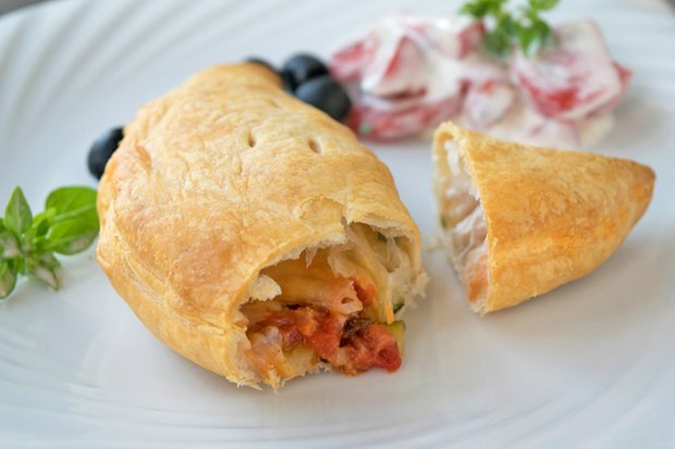Speck-Calzone