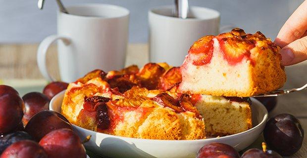 Blechkuchen w hen rezepte for Billige kleine kuchen