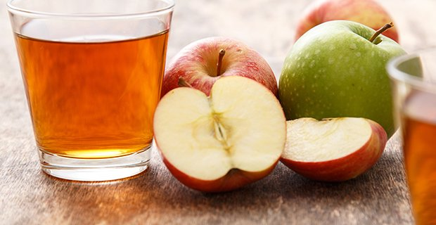 Apfelsaft Alkohol