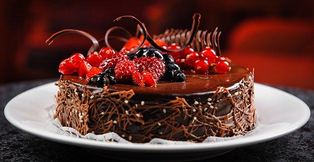 Kuchen mehrere schichten